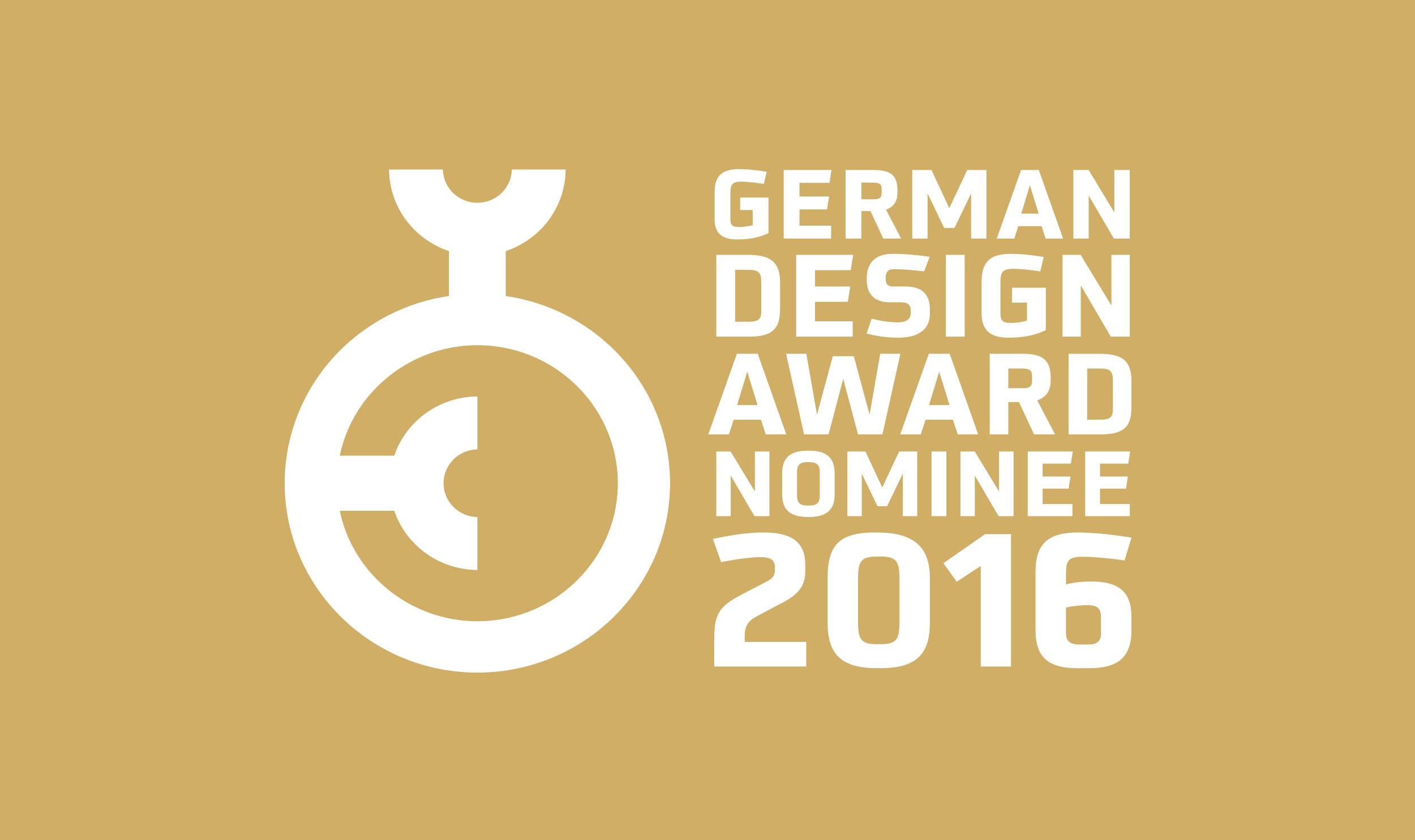 AWARD_German-Design-Award_2016_Nominee