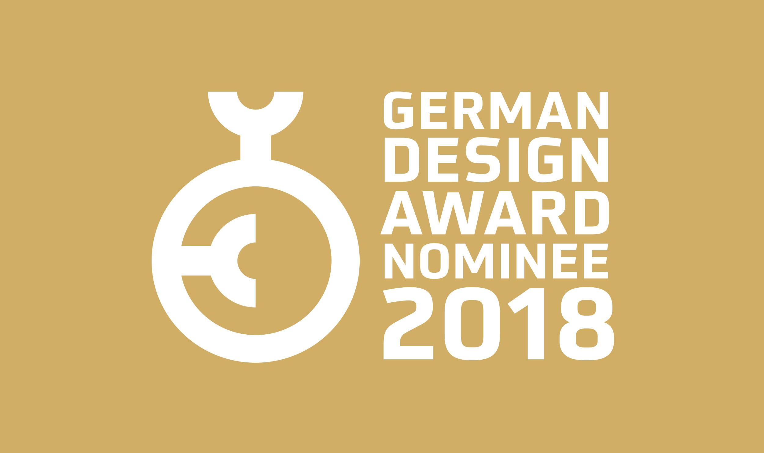 AWARD_German-Design-Award_2018_Nominee